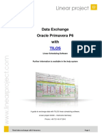 TILOS 8 Primavera Exchange