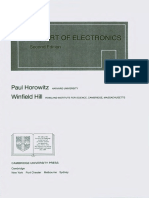 Art of Electronics Horowitz and Hill Text Ch1 Partial
