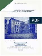 Sinagoghe Spagnole Pavoncello