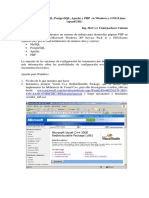 Como instalar apache MySQL postgreSQL  php