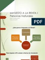 zIMPUESTO A LA RENTA I (24 y 25-06-2017).pptx