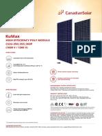 Datasheet-Painel-Solar-360W-KuMax-CS3U-P