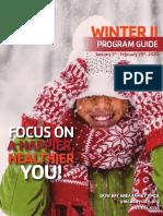 DBAFY Winter II 2020 Program Guide