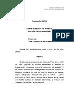 SENTENCIA DETENCION ARBITRARIA DE LA LIBERTAD.