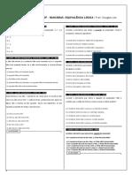 EQUIVALÊNCIA LÓGICA - IADES - QUADRIX - FCC - CESPE (3)