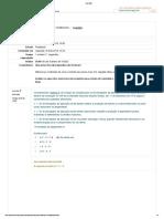 Uso diferenciado da força SENASP - exercicios 1