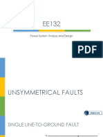 7. Unsymmetrical Fault Analysis(5)
