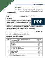 HOJA DE CALCULOS SANITARIOS.xlsx