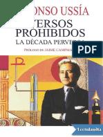 Versos prohibidos - Alfonso Ussia.pdf