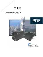 SeeGull LX User Manual Rev R
