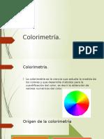 Colorimetría.pptx