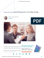 How to Do Market Research_ A 6-Step Guide