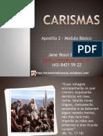 ENSINO 01 - CARISMAS RCC
