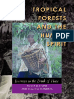 D'Andrea, Claudia_ Stone, Roger D. - Tropical forests and the human spirit _ journeys to the brink of hope-University of California Press (2001).pdf