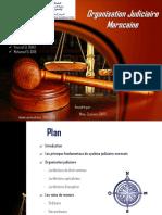 Organisation Judiciaire marocaine