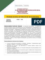 PNF Bachilleres Sipnótico Educación Universitaria  1