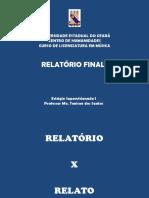 Relatório Final -1