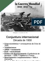 Segunda Guerra Mundial - 18_09_2019