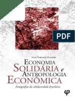 Economia Solidária e Antropologia Econômica_DOURADO PENTEADO