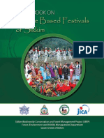 Hand Book of Nature Based Festival of Sikkim 05-06-15 web