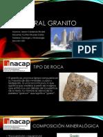Mineral granito