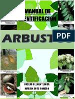 Catalogo de Arbustos