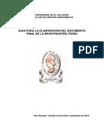 a GUIA PARA LA ELABORACIÓN DEL DOCUMENTO FINAL TESIS (SEP 2012) corregida