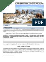 HGE1-U7-SESION 01 Poblamiento de América y El Perú
