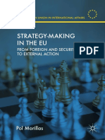 Strategy-Making in the EU (2019) Pol Morillas