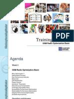 Materi Training GSM Radio Optimization Basic