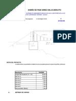 12.- Diseño de Pase Aereo L=20.00m.xlsx