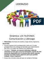 DINÁMICA DE LIDERAZGO TELÉFONOS