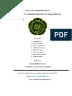 MAKALAH MICROTEACHING KELOMPOK 4 (6-12-19)