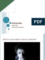 Fundamentos para el estudio de la psicología (1)