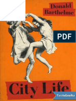 City Life - Donald Barthelme.pdf