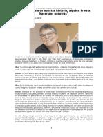 Entrevista a Vivian Rivas cienasta guatemalteca