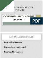Lecture 3-Involvement