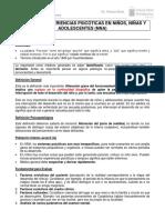 19. Psicosis y Experiencias Psicoticas en NNA