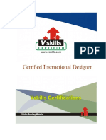 VS-1508 Certified Instructional Designer_Sample Material