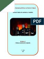 EFEITOS NOCIVOS DO INCÊNDIO - 62 Págs