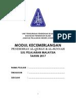 MODUL SPM PQS JOHOR 2017