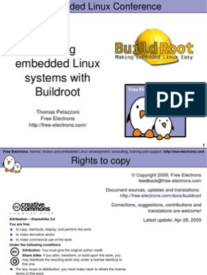 buildroot[1] | Linux | Free Software