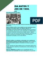 UMBANDA ANTES Y DESPUES DE 1908