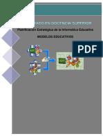 MODELOS DE EDUCACION