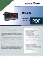Masibus 408-2IN_R2F_0516_Indicator cum On-Off Controller