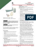 COUPON REPLACEMENT & test kit - Potter