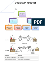 Mod5_MECHATRONICS IN ROBOTICS