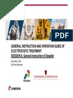 1. Desalter General Instruction (A)