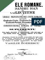 CAROL I este DOMN NUL de DREPT adus cu violarea Pct. 13 din Conventia de la Paris din 1858 de INFIINTARE PRINCIPATE UNITE Modova si Valahia