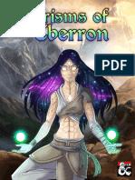 DMs Guild - Prisms of Eberron